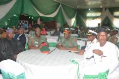 Participants at CMR Workshop, Kaduna