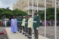 The-Honorable-Minister-of-Defence-Maj.-Gen.-Bashir-Sahili-Magashi-Rtd-inspecting-the-Quarter-Guard.-1