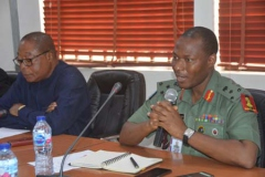 L-R: Ekawu Patrick Odey D Navy Brig. Gen. BU Yahaya PGSO