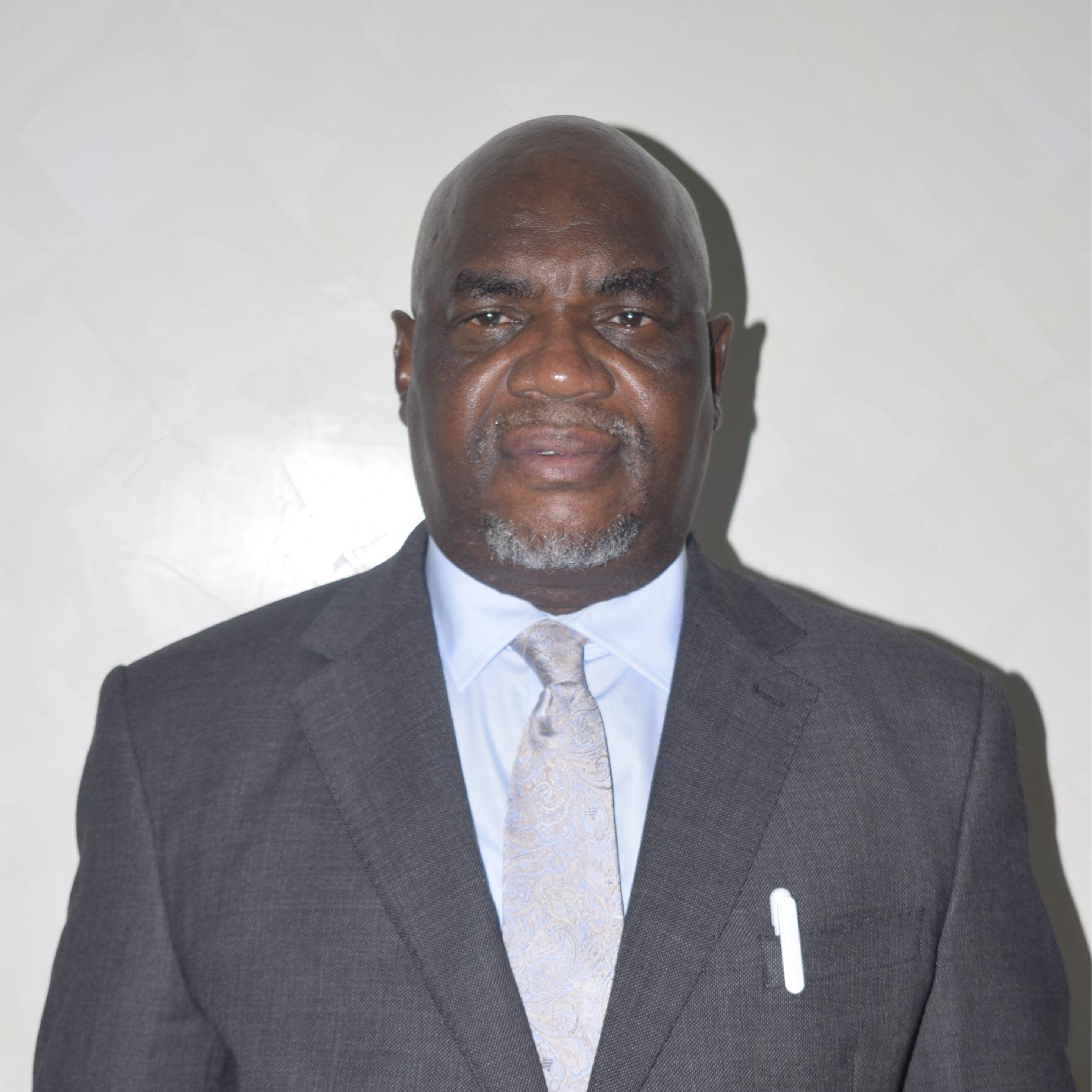 Benson Usiholo Odaman